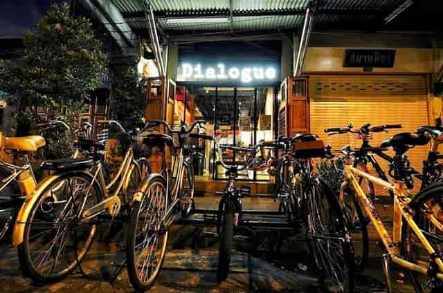 Dialogue Coffee BAr