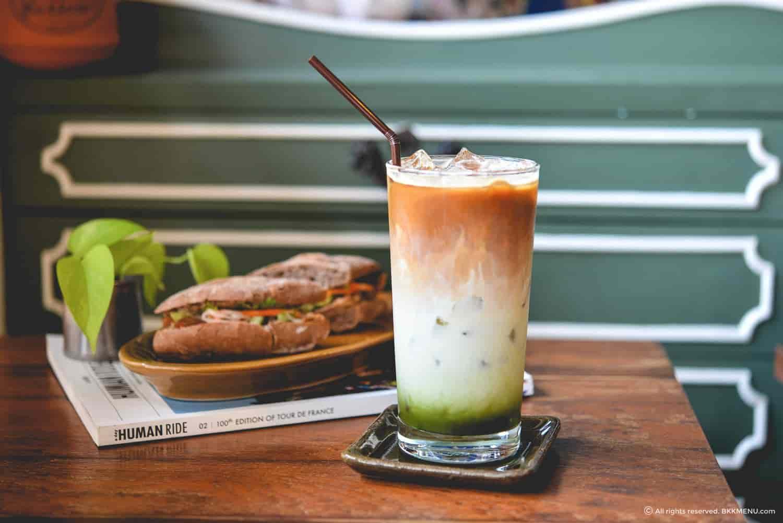 Old Town Cafe Bangkok