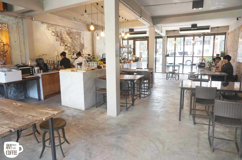 Quest – Connaisseur Cafe