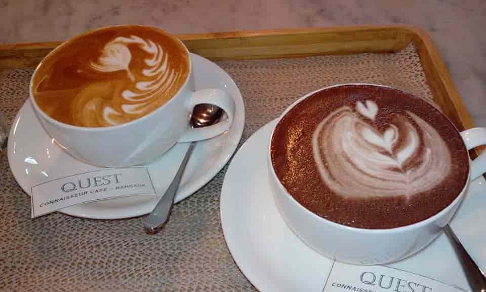 Quest – Connaisseur Cafe Coffee