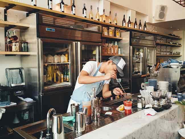 Rocket Coffee Bar West