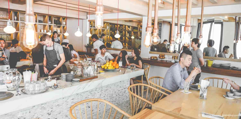 Rocket Coffee cafe