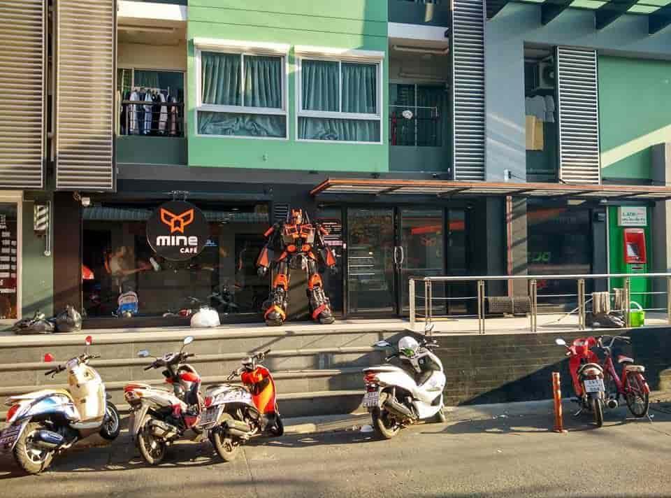 mine Cafe