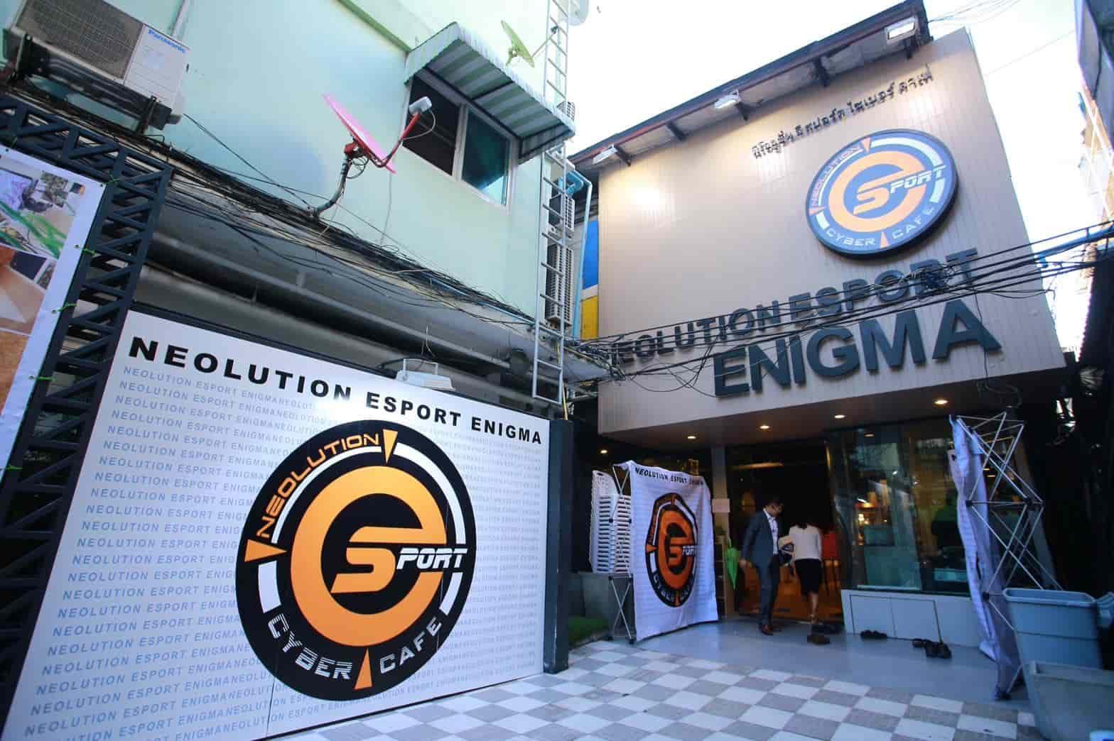 neolution-esport-enigma-cafe