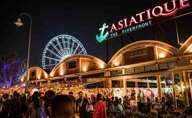Asiatique-the-Riverfront-view